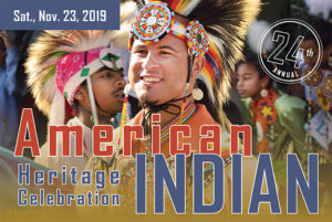 24th Annual American Indian Heritage Celebration @ North Carolina Museum of History